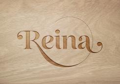 Logo & stationery # 1239929 for Logo for interior design  Reina  stam en staal  contest