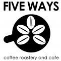 Logo & Huisstijl # 1012868 voor Five Ways Coffee Roastery and Cafe wedstrijd