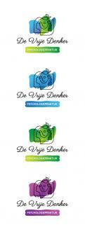 Logo & Huisstijl # 963706 voor logo en huisstijl voor psychologiepraktijk de Vrije Denker wedstrijd