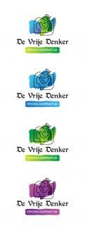 Logo & Huisstijl # 963707 voor logo en huisstijl voor psychologiepraktijk de Vrije Denker wedstrijd