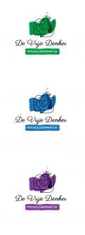 Logo & Huisstijl # 963719 voor logo en huisstijl voor psychologiepraktijk de Vrije Denker wedstrijd