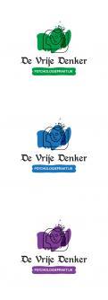 Logo & Huisstijl # 963721 voor logo en huisstijl voor psychologiepraktijk de Vrije Denker wedstrijd