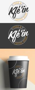 Logo & stationery # 1227641 for creation of a logo for a food   coffee shop contest