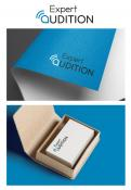 Logo & stationery # 957762 for audioprosthesis store   Expert audition   contest