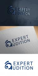Logo & stationery # 967381 for audioprosthesis store   Expert audition   contest