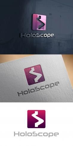 Logo & Huisstijl # 975393 voor Ontwerp een logo en huisstijl voor een Augmented Reality platform wedstrijd