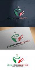 Logo & stationery # 1052438 for Refresh coffee logo contest