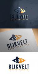 Logo & Huisstijl # 1079428 voor Ontwerp een logo en huisstijl voor Blikvelt Bedrijfsadvies gericht op MKB bedrijven groeibedrijven wedstrijd
