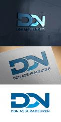Logo & stationery # 1074117 for Design a fresh logo and corporate identity for DDN Assuradeuren, a new player in the Netherlands contest
