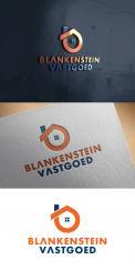 Logo & Huisstijl # 1084151 voor Ontwerp een logo en huisstijl voor  Blankenstein Vastgoed wedstrijd