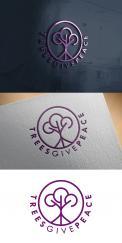 Logo & Huisstijl # 1034602 voor Treesgivepeace wedstrijd