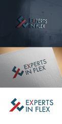Logo & Huisstijl # 1041023 voor Ontwikkel een eigentijds logo en basis huisstijl  kleurenschema  font  basis middelen  voor  Experts in Flex'  wedstrijd