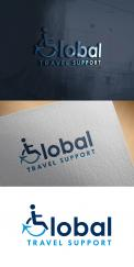 Logo & stationery # 1087876 for Design a creative and nice logo for GlobalTravelSupport  contest