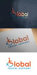 Logo & stationery # 1087877 for Design a creative and nice logo for GlobalTravelSupport  contest