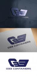 Logo & stationery # 1187697 for Logo for NEW company in transport of construction containers  truck and construction buckets  contest