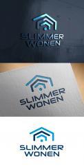 Logo & Huisstijl # 1066919 voor Logo Slimmer Wonen wedstrijd