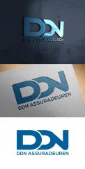 Logo & stationery # 1074145 for Design a fresh logo and corporate identity for DDN Assuradeuren, a new player in the Netherlands contest