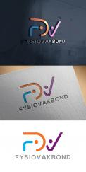 Logo & stationery # 1087890 for Make a new design for Fysiovakbond FDV  the Dutch union for physiotherapists! contest