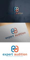 Logo & stationery # 968111 for audioprosthesis store   Expert audition   contest