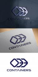 Logo & stationery # 1188014 for Logo for NEW company in transport of construction containers  truck and construction buckets  contest