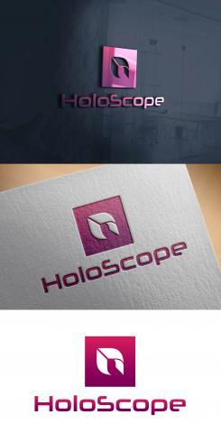 Logo & Huisstijl # 977548 voor Ontwerp een logo en huisstijl voor een Augmented Reality platform wedstrijd