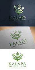Logo & Huisstijl # 1048580 voor Logo   Huisstijl voor KALAPA   Herbal Elixirbar wedstrijd