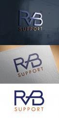 Logo & Huisstijl # 1036042 voor Een nieuw logo voor RvB Support wedstrijd