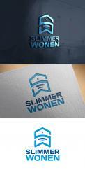 Logo & Huisstijl # 1068850 voor Logo Slimmer Wonen wedstrijd