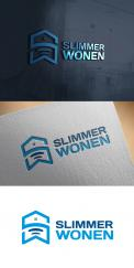 Logo & Huisstijl # 1068852 voor Logo Slimmer Wonen wedstrijd