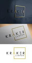 Logo & Huisstijl # 1049497 voor Kraker Lampen   Brandmerk logo  mini start up  wedstrijd