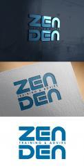 Logo & Huisstijl # 1037763 voor logo en huisstijl voor Zenden training   advies wedstrijd