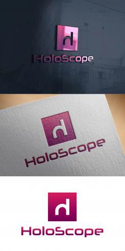 Logo & Huisstijl # 977072 voor Ontwerp een logo en huisstijl voor een Augmented Reality platform wedstrijd