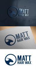 Logo & Corporate design  # 1003262 für Matt Hair Wax Design for Hairslons Wettbewerb