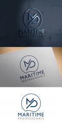 Logo & Huisstijl # 1193172 voor Ontwerp maritiem logo   huisstijl voor maritiem recruitment projecten bureau wedstrijd