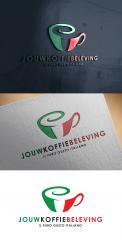 Logo & stationery # 1052733 for Refresh coffee logo contest