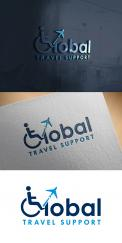 Logo & stationery # 1088146 for Design a creative and nice logo for GlobalTravelSupport  contest