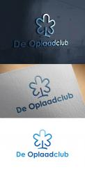 Logo & stationery # 1147737 for Design a logo and corporate identity for De Oplaadclub contest