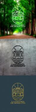 Logo & Huisstijl # 1137209 voor Ontwerp een logo en huisstijl voor ons landgoed aan de bosrand  wedstrijd