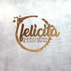 Logo & Huisstijl # 1144538 voor Ontwerp een korte  krachtige en pakkende bedrijfsnaam voor Espressobar! wedstrijd
