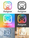 Logo & Huisstijl # 1144266 voor Ontwerp een herkenbaar  toegankelijk maar hip logo voor een online platform dat restaurants met content creators  Instagram  verbindt! wedstrijd