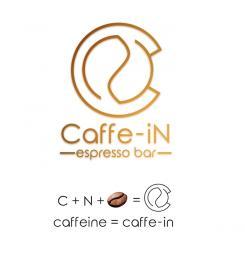 Logo & Huisstijl # 1139762 voor Ontwerp een korte  krachtige en pakkende bedrijfsnaam voor Espressobar! wedstrijd