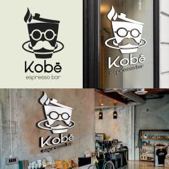 Logo & Huisstijl # 1149744 voor Ontwerp een korte  krachtige en pakkende bedrijfsnaam voor Espressobar! wedstrijd