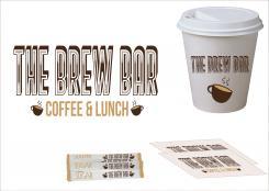 Logo & Huisstijl # 1168774 voor Ontwerp een korte  krachtige en pakkende bedrijfsnaam voor Espressobar! wedstrijd
