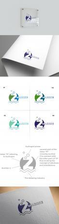 Logo & Huisstijl # 1047037 voor Een logo huisstijl voor een internationaal premium system integrator van H2  Hydrogen waterstof  installaties in de scheepvaart yachtbouw wedstrijd