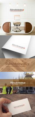 Logo & stationery # 1119271 for Renotravaux contest