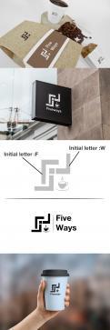 Logo & Huisstijl # 1015899 voor Five Ways Coffee Roastery and Cafe wedstrijd