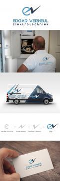 Logo & Huisstijl # 974074 voor kun je een strak logo ontwerpen voor een nieuw elektrotechnisch installatiebureau  wedstrijd