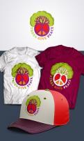 Logo & Huisstijl # 1045656 voor Treesgivepeace wedstrijd