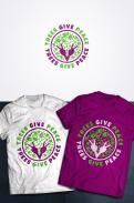 Logo & Huisstijl # 1048183 voor Treesgivepeace wedstrijd