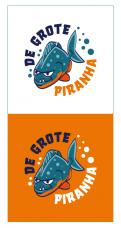 Logo & stationery # 1133826 for Tha big piranha is looking for a face ! contest